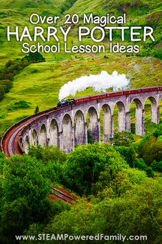 Over 20 magical Harry Potter school lesson ideas that will make your child's eyes LUMOS! Explore science and STEM with your young wizards just like at Hogwarts. Harry Potter Classes, Harry Potter Activities, Harry Potter Day, Harry Potter Filming Locations, Harry Potter School, Harry Potter Classroom, Hogwarts, Magie Harry Potter, Wizard School