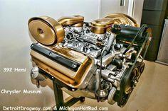 Hemi Engine, Gasoline Engine, Car Engine, Performance Engines, Performance Cars, Mopar Jeep, Chrysler Hemi, Race Engines, Chrysler Building