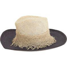 Albertus Swanepoel Honu Panama Hat at Barneys.com