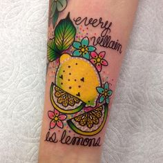 ✨ thanks so much @bugbread !! If you get this reference you're awesome, and as always if you or a friend is in need of fruits. Hmu  #lemon #tattoo #wlba #fusionink_ca #blackclaw ps. I'll be working @musink_tatfest this year! I'll have flash and only taking walk ups!