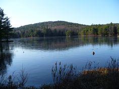 Meadows Lake Northwood, NH (photo credit ~ Dianne McLaughlin)