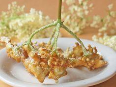Elderflower Fritters (Hollerküchle)