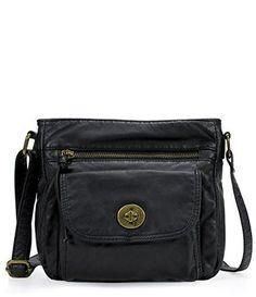 ca435a9e03c19 Scarleton Trendy Front Pocket Crossbody Bag H1889