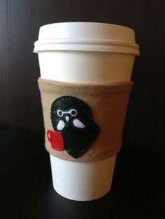 The Roost Coffee Cozy