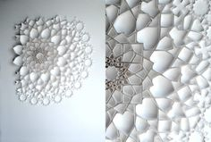 Matt Shlian : paper-folding