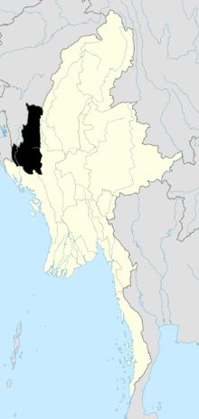 Chin State - Wikipedia, the free encyclopedia