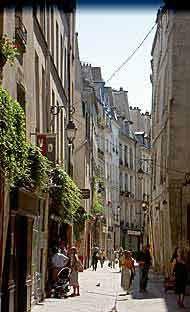 Rue des Rosiers, le Marais - my favorite neighborhood in Paris