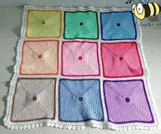 Angel Heart Baby Blanket | Craftsy