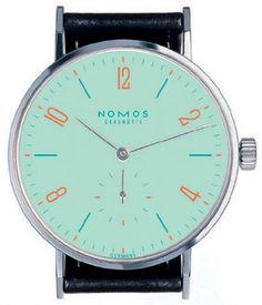 NOMOS Tangente Color Field   juwelier-haeger.de