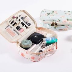 Blossom Cosmetic Pouch from http://www.mochithings.com