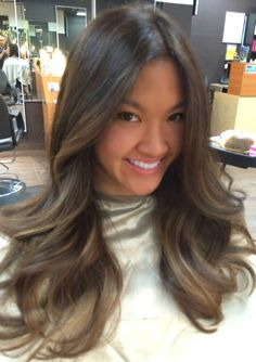 ash brown asian hair - Google Search