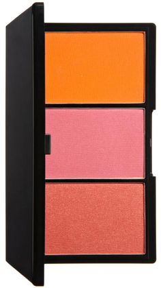 This blush palette is my next splurge make up purchase!!! Sleek Makeup's Pumpkin Blush Palette. The colors are gorgeous!