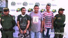 Capturan 3 presuntos violadores. Abuelo, padre y tío de la victima, Arjo...