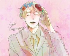 APH England Flower Crown