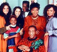 I wanted to be a part of the Cosby Family.