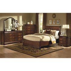 Sheridan 5 Piece Bedroom Set