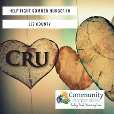 In one week join Community Cooperative & @cru_fl in the fight against summer hunger here in Lee County during their Summer Drive for Hunger charity event! Any monetary and/or food donations are welcome and appreciated and you'll be treated to light bites and a cash bar with happy hour pricing! You can also do your part by staying for dinner as a portion of the dinner sales will go right back to Community Cooperative. . . . . #giveback #charity #leecounty #charityevent #supportlocal…