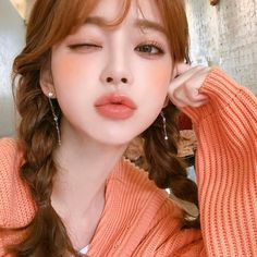 Check out our selection of 15 make-up products inspired by Living Cor . - Make-Up/Facepaint - Korean Makeup Look, Korean Makeup Tips, Korean Makeup Tutorials, Korean Makeup Ulzzang, Ulzzang Makeup Tutorial, Kawaii Makeup Tutorial, Korean Makeup Products, Asian Makeup Trends, Beauty Products