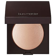 Laura Mercier Matte Radiance Baked Powder Compact in Highlight 01 — chair doré #sephora