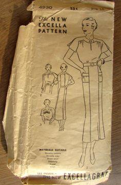 Vintage patronen excella 4930