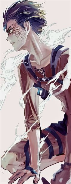 - Attack on Titan - Eren