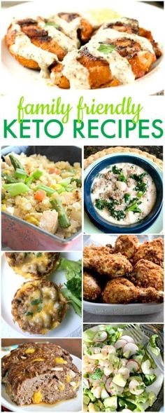 Keto Diet Recipes, Keto Diet Dinner Recipes, Keto Diet Breakfast Recipes, and more Recipes for Keto Diets to Jump Start your Meal Planning this Year!