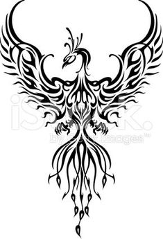 Find Phoenix Bird Tattoo-Fictional fiery bird phoenix in abstract flame Stock Vectors and millions of other royalty-free stock photos, illustrations, and vectors in the Shutterstock collection. Thousands of new, high-quality images added every day. Phoenix Tattoo Feminine, Tribal Phoenix Tattoo, Phoenix Bird Tattoos, Phoenix Tattoo Design, Rising Phoenix Tattoo, Skull Tattoos, Body Art Tattoos, Sleeve Tattoos, Animal Tattoos