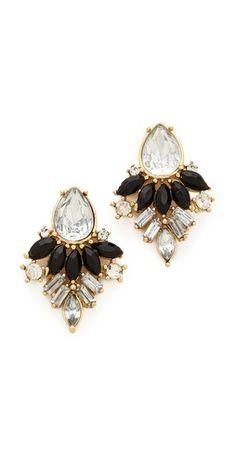 Adia Kibur Crystal Earrings   SHOPBOP