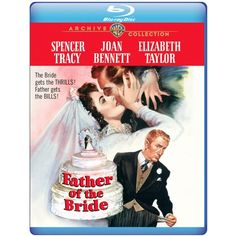 Father of the Bride - Blu-Ray (Warner Archive Region Free) Release Date: May 10, 2016 (Amazon U.S.)