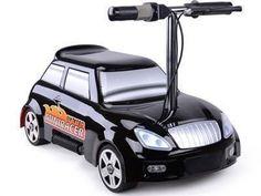 MotoTec MT-MR_Black Mini Racer V2 24v Black