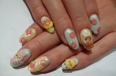 japanese nail art | Tumblr