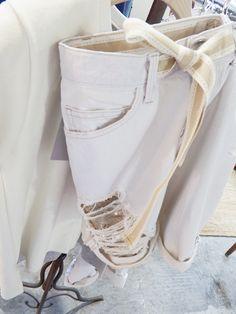 White Denim - Verão 2017 - Kaos