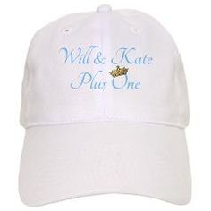 Will and Kate Plus One Baseball Cap > Will and Kate Plus One > Rude Arse Shirts