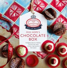 Lovely sweetie recipes...what's not to like? Miss Hope's Chocolate Box