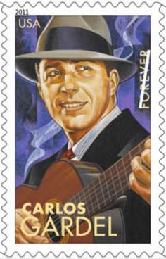 """""""From this day forward, these colorful, vibrant images of our Latin music legends will travel on letters and packages to every single house. Latin Music, Latin Dance, Which Is Correct, Stamp Printing, Argentine Tango, Salsa Dancing, Jazz Blues, Stamp Collecting, My Stamp"""
