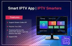 75 Best IPTV Smarters - Apps For IPTV images in 2019   App, Apps, Coding