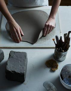on the colour of clay | HG // Michael Graydon & Nikole Herriott // Atelier Make