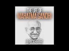 The Life of Mahatma Gandhi Audiobook