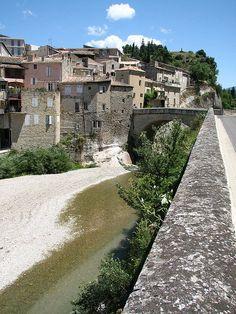Pont de Vaison la Romaine   France Provence France, Vaison La Romaine, Belle France, France City, Holiday Places, Visit France, Beaux Villages, Southern Europe, French Riviera