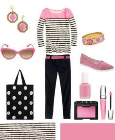 hells yeah. everything pink. <3