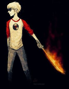That's just my flaming sword Homestuck Comic, Homestuck Cosplay, Homestuck Trolls, Davekat, Striders, We The People, Pop Culture, Told You So, Fandoms