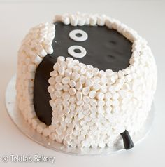 Shaun the sheep cake www.tekila.fi