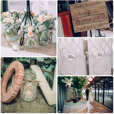 Well Planned Weddings and Events Inspiration Board