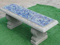 love this garden bench!