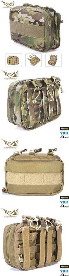 Waist Packs and Bags 181380: Flyye Battle Medic Pouch Tactical Molle Airsoft Universal Bag Cordura Cb Cp C043 -> BUY IT NOW ONLY: $222.55 on eBay!