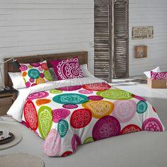 FUNDAS NÓRDICAS ODIN ICEBERG King Duvet Cover Sets, Single Duvet Cover, Duvet Covers, Home Bedroom, Bedroom Decor, Cute Bedroom Ideas, Bed Spreads, Interior Inspiration, Bedroom Inspiration
