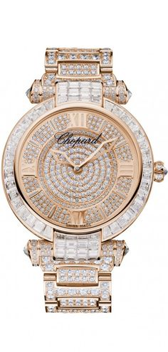 My new gorgeous #watch...#Chopard ~ Glam Girl ~❤️Designer Junkie❤️~