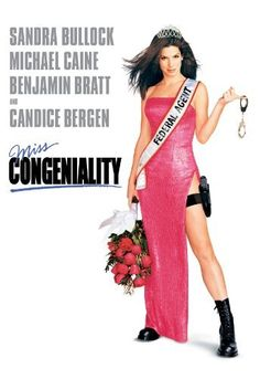 Miss Congeniality (2000). An FBI agent must go undercover in the Miss United States beauty pageant to prevent a group from bombing the event. IMDB