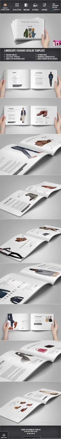 Product Catalog Design Idea - Catalog Brochure Template InDesign INDD. Download here: http://graphicriver.net/item/product-catalog/16492297?s_rank=113&ref=yinkira