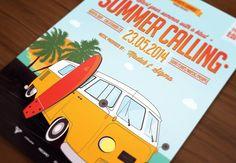 Retro Car Poster/Flyer VIII by Grafixity on @creativemarket